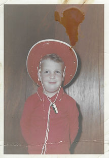 Louie pic - cowboy hat - 1962.jpg