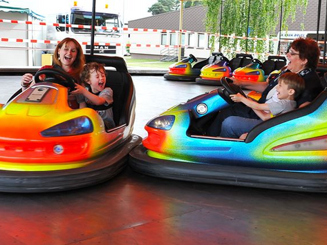 REDIRECTION (BUMPER CARS!)