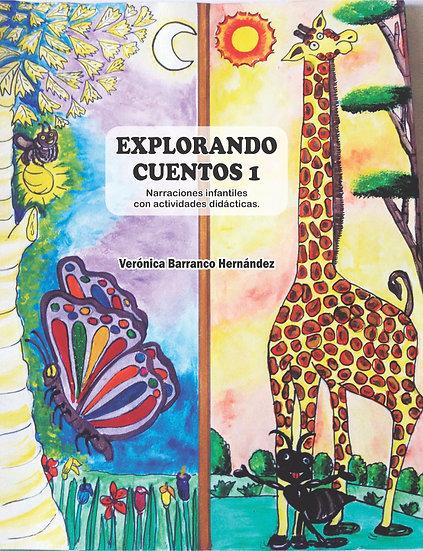 LIBRO EXPLORANDO CUENTOS No. 1