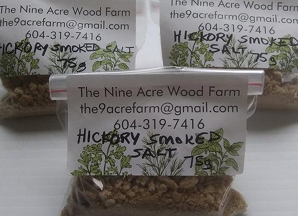 Hickory Smoked Salt