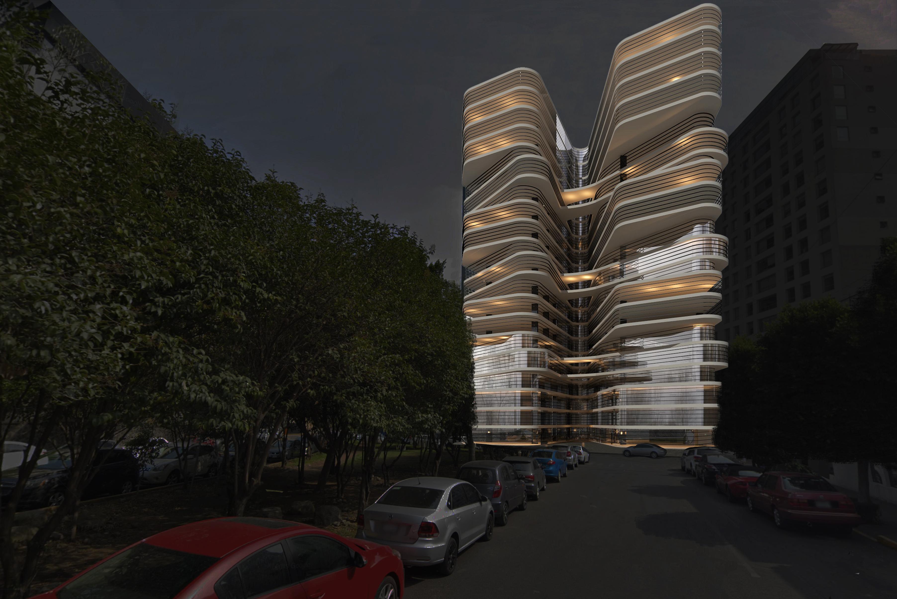 torre V 2020