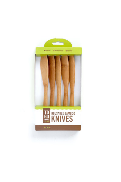 To-Go Ware 5 Pack Knives