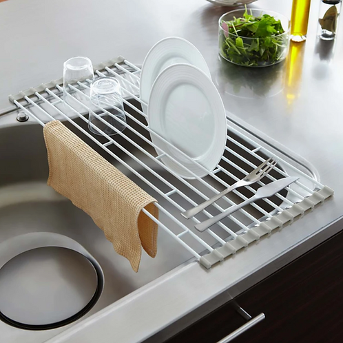 Over the Sink Folding Drying Rack
