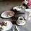 Thumbnail: Twig NY - Cutlery Cup & Saucer (Hexagonal)