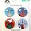 Thumbnail: NY mini button set
