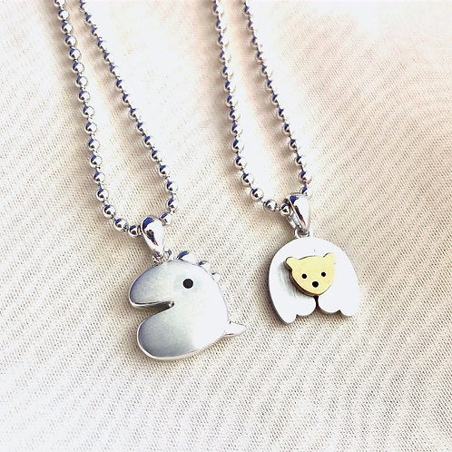 Silver Kid's Necklace (2 options)