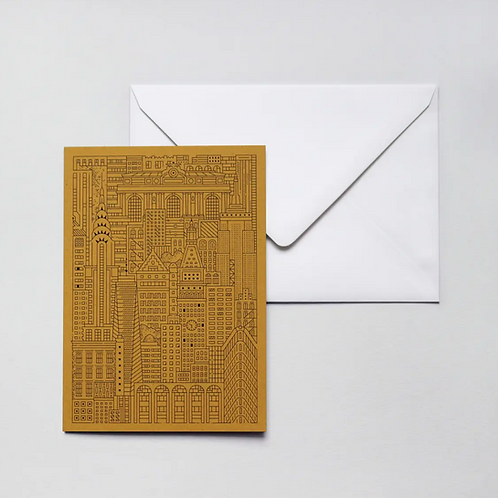 NY greeting cards (4 options)