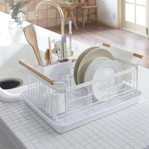 Yamazaki Home - Tosca Dish Drainer Rack White