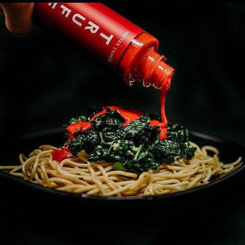 Hotter sauce
