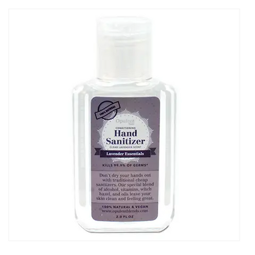 Hand Sanitizer 2oz