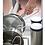 Thumbnail: Yamazaki Home-White Tower Pot Lid and Frying Pan Organizer