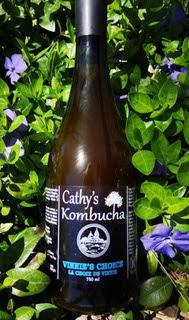 Cathy's Kombucha