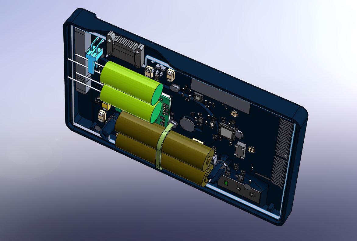 Cargo monitoring device