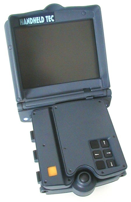 hand-held foldable computer