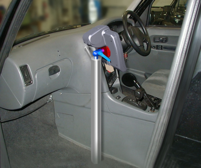 visualisation in cab