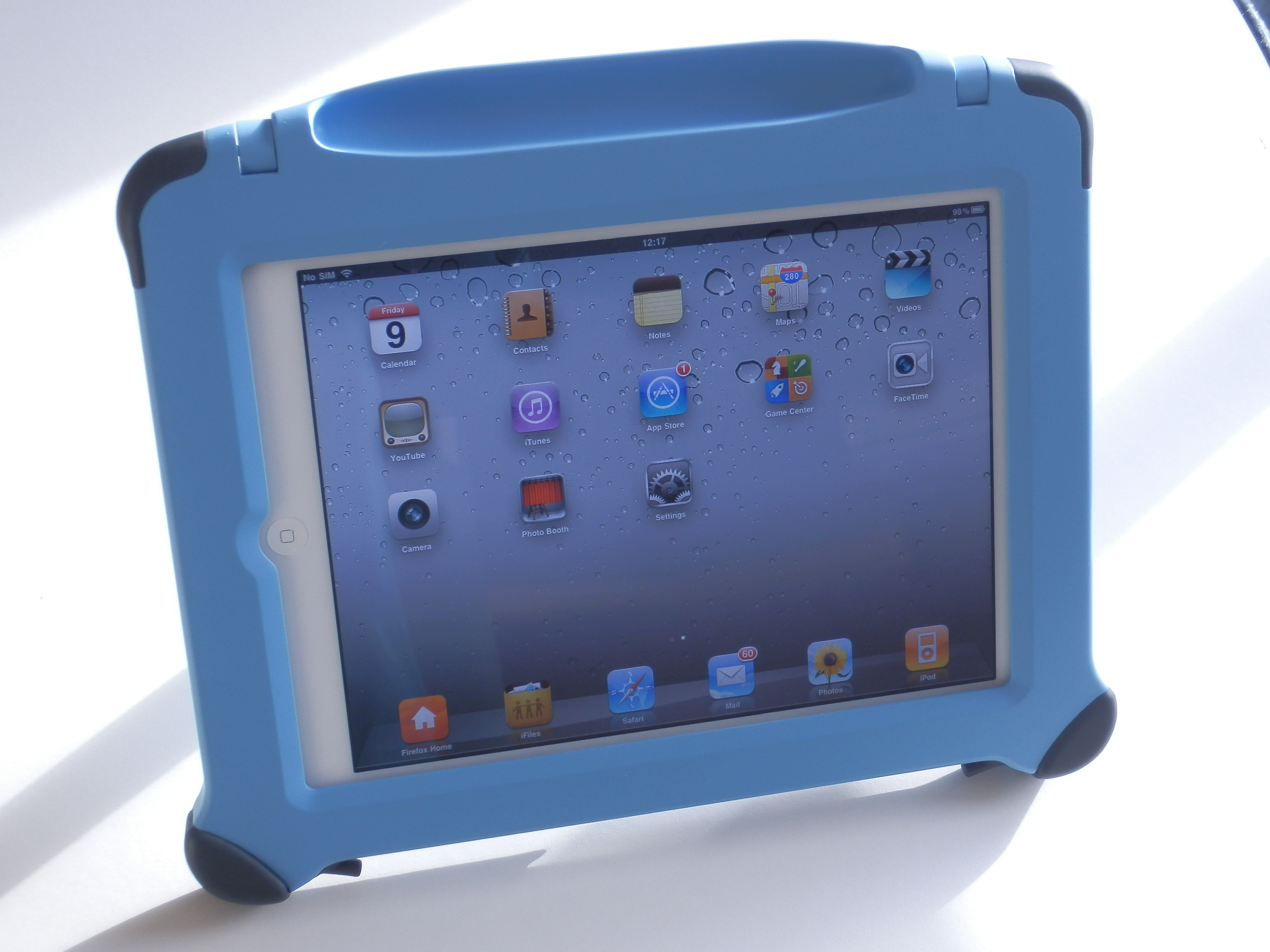 iPad for medical use
