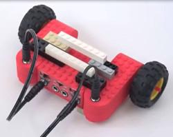 wheeled toy