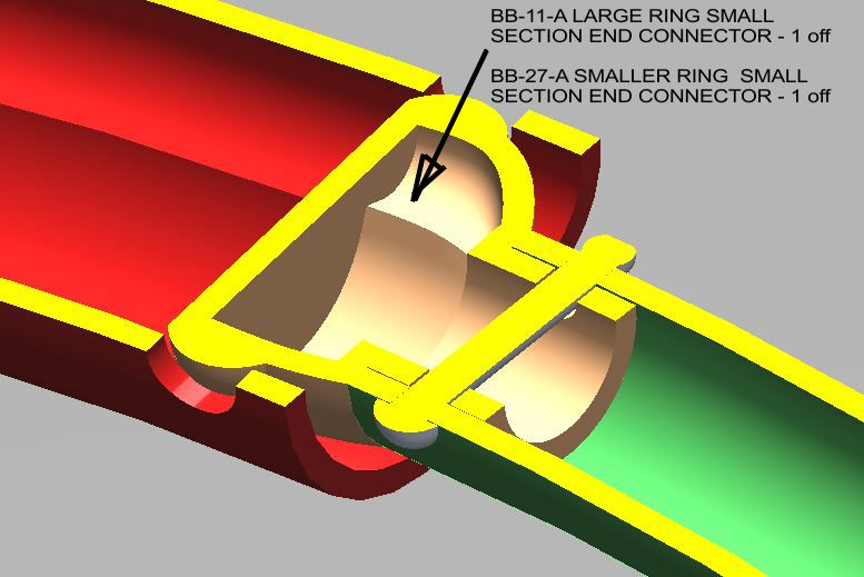 LARGE RING CONNECTOR