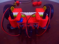 Lego robotics kit