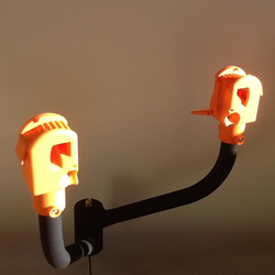 3D Glasses holder