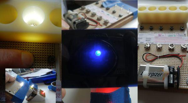 LED tests