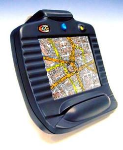 Interactive taxi terminal
