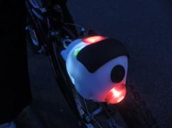 Bicycle LED light