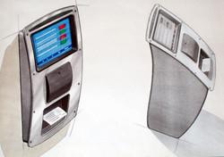 public kiosk concept