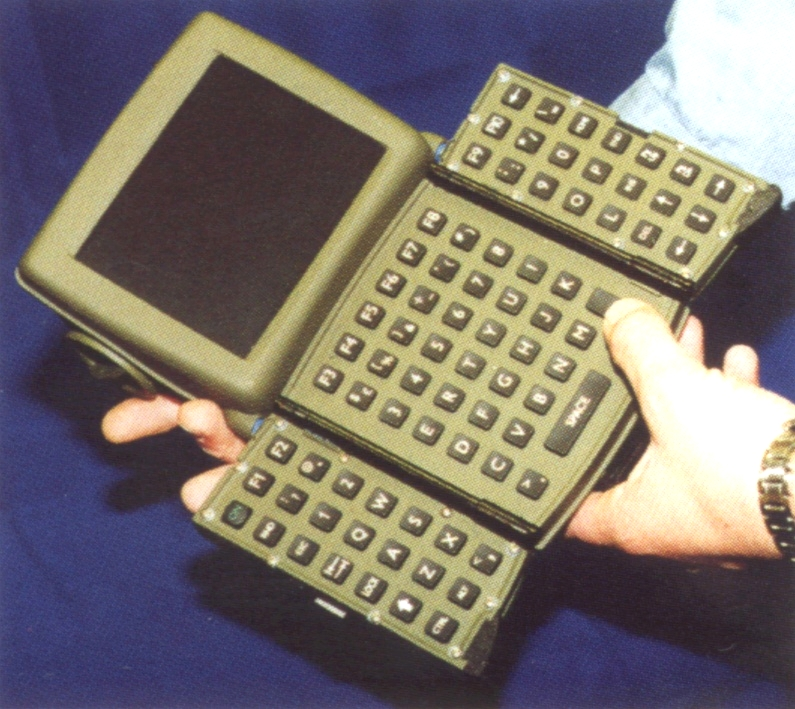 Handheld rugged PC