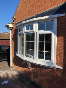 Bow Window Installation