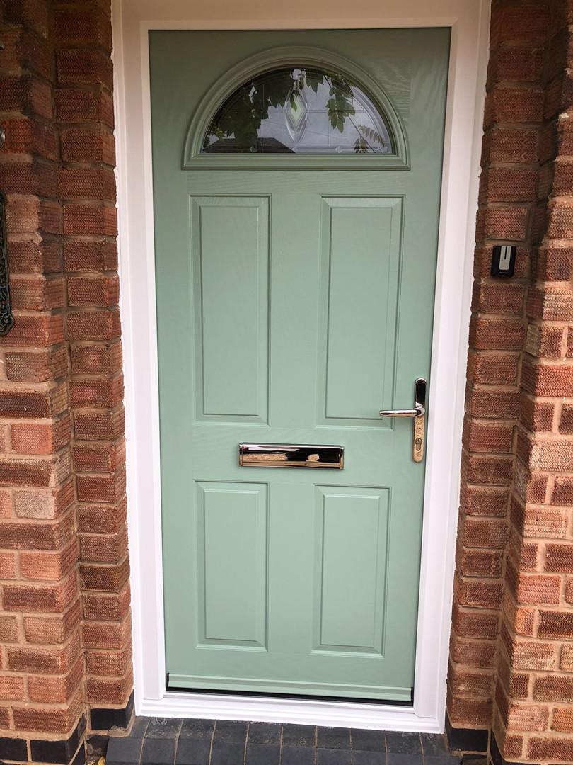 New Composite Door