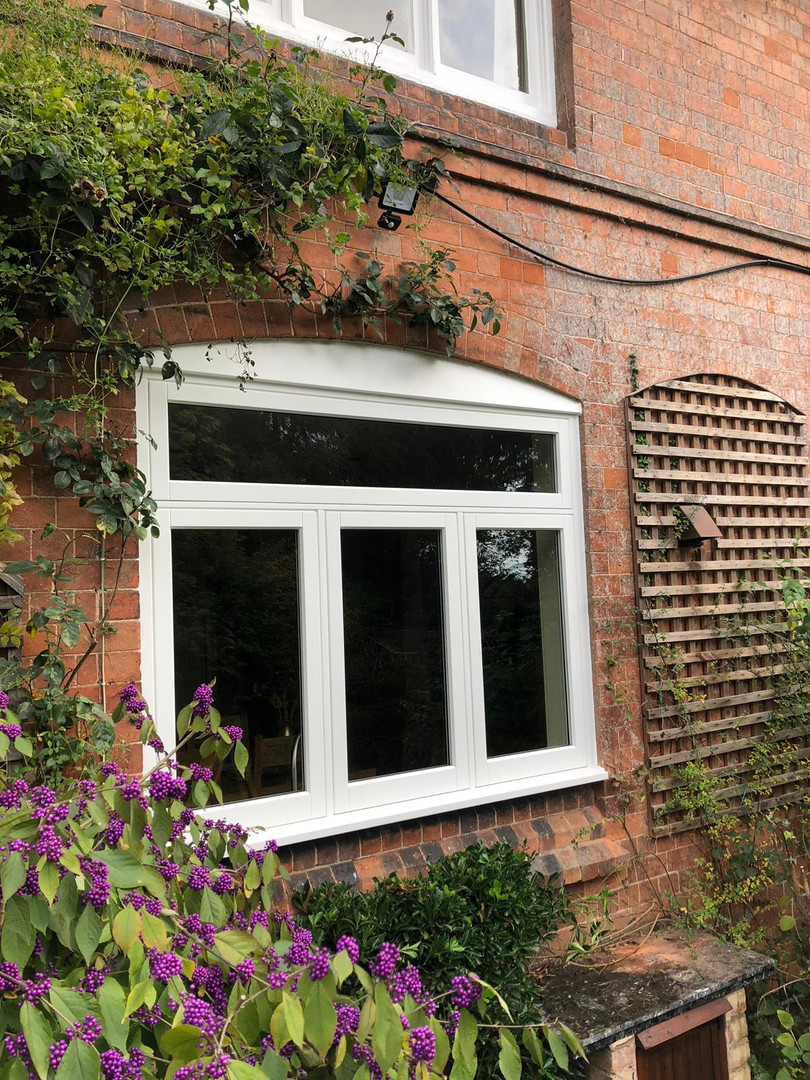 Wooden Double Glazing