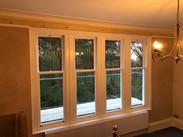 Edwardian Double Glazing - Internal