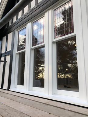 Edwardian Double Glazing