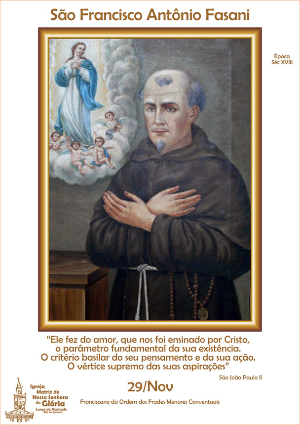 São Francisco Antônio Fasani
