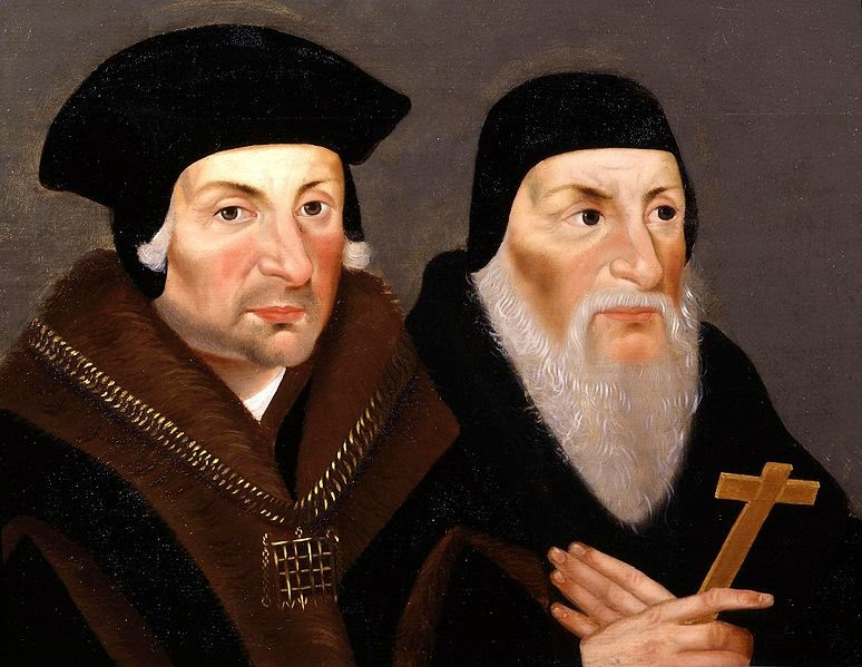 São Thomas More e São João Fisher
