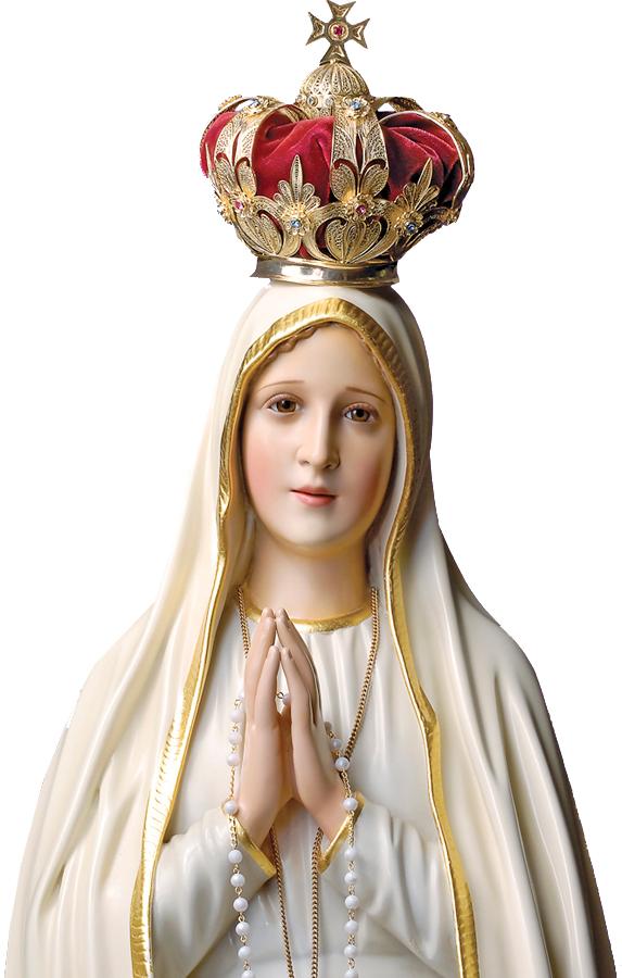 7 Coisas Que Voce Precisa Saber Sobre Nossa Senhora De Fatima