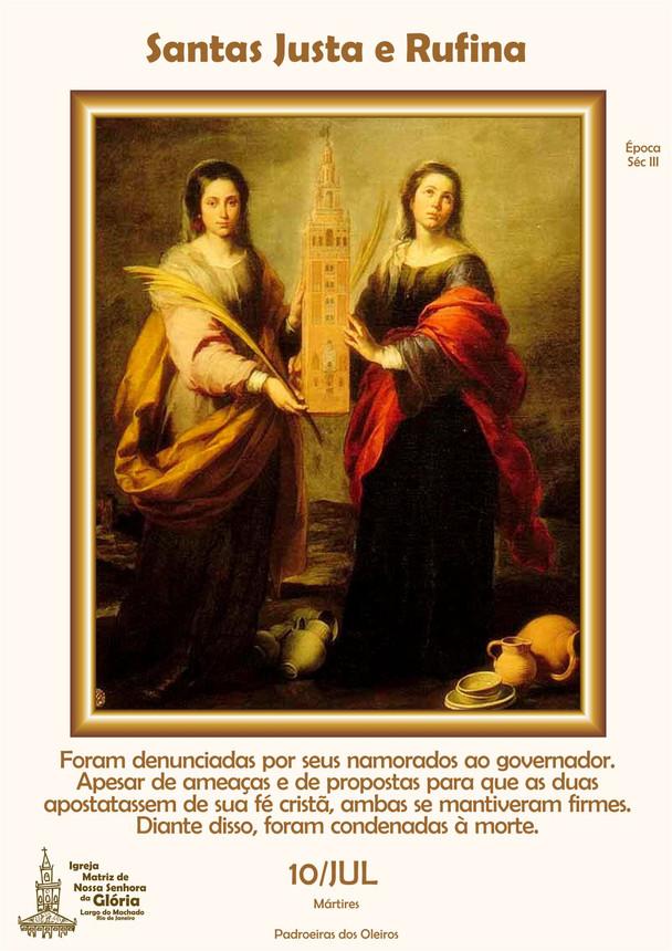 Santas Justa e Rufina