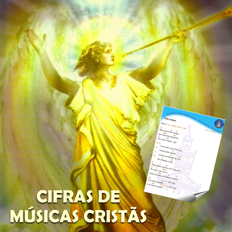 CIFRAS DE MÚSICAS CRISTÃS