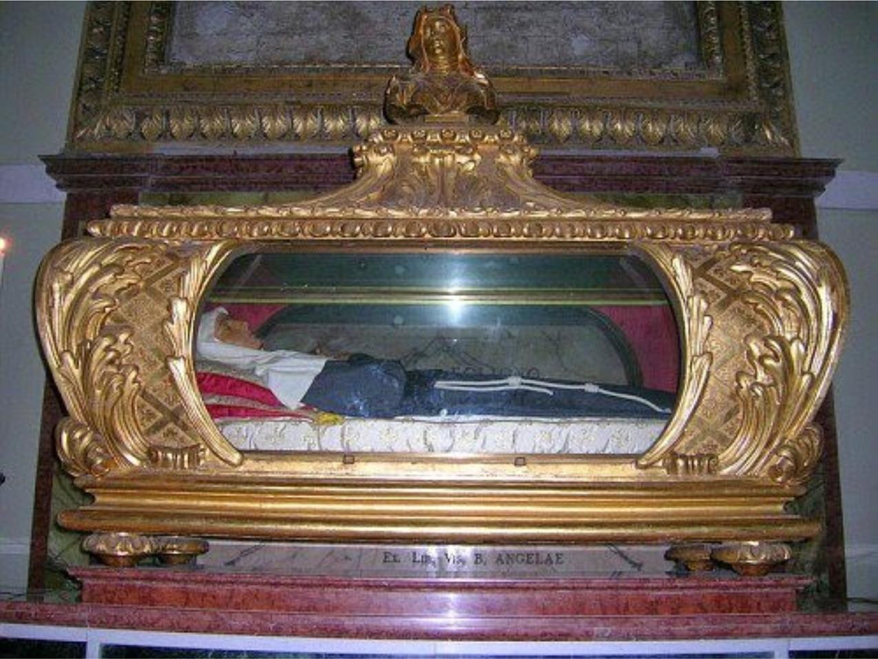 Santa Angela Foligno