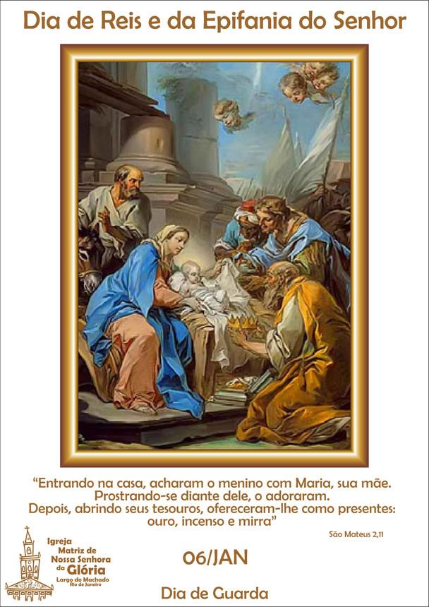 Dia de Reis e da Epifania do Senhor