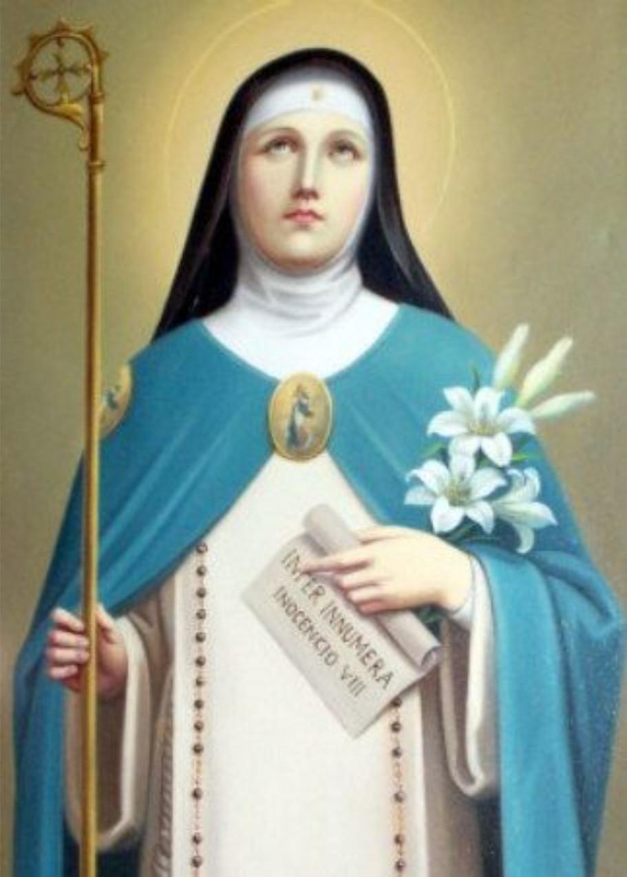 Santa Angela Foligno 1