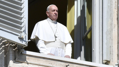 O Papa sobre a pandemia: diante de Deus todos nós somos filhos, sairemos dela juntos!