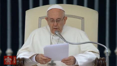 Papa destaca a importância da Crisma para a unidade da Igreja