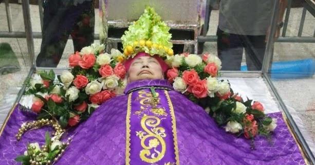 Luto no episcopado chinês
