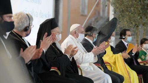 'Vamos nos abrir ao outro como irmãos que rezam' - Em janeiro, Papa faz apelo à fraternidade