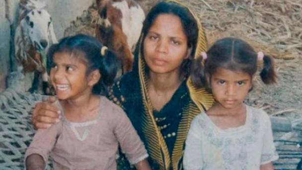 Oremos pela libertação de Asia Bibi