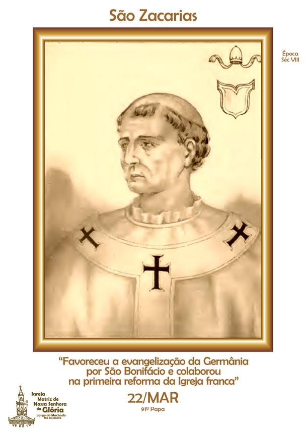 São Zacarias (Papa)