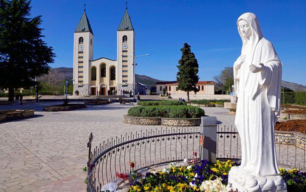 Vaticano autoriza as peregrinações à Medjugorje