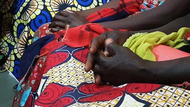 Viúvas e órfãos da violência do Boko Haram